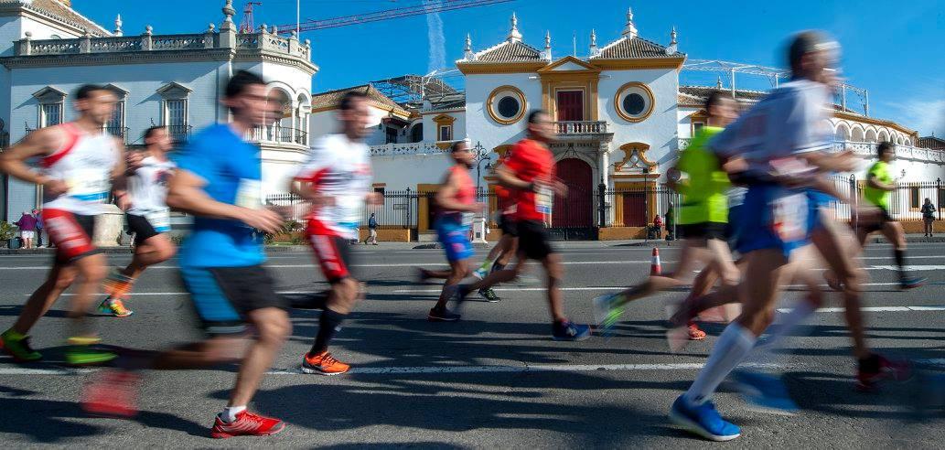 Medio Maratón Isla de la Cartuja
